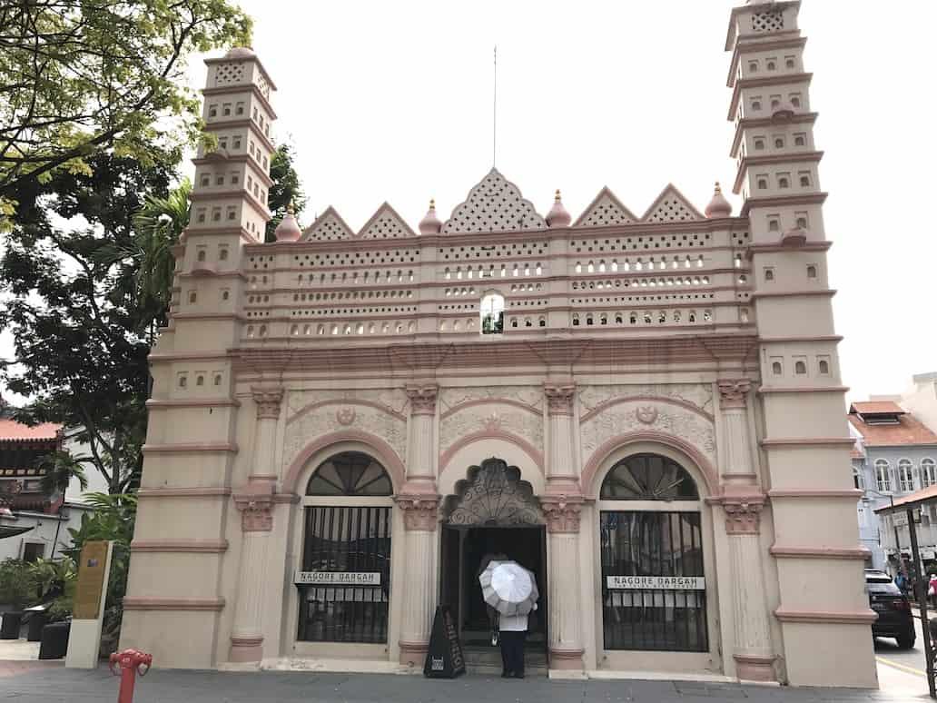 Nagore Dargah Heritage Centre telok ayer