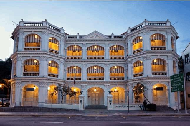 Peranakan Museum - Singapore