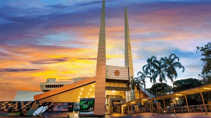 singapore science center