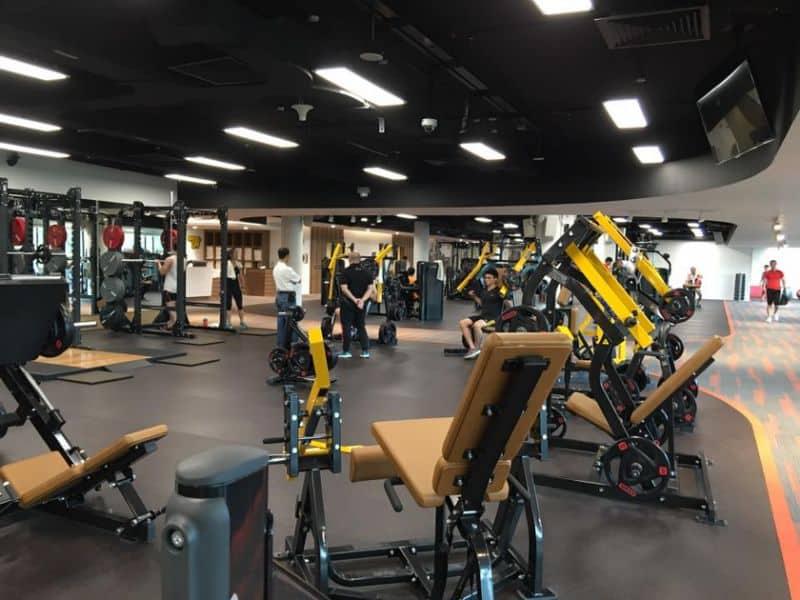 SAFRA Energy One Gym