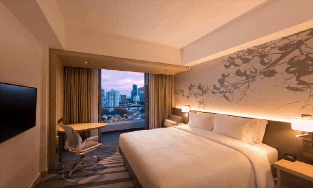 best deal for staycation singapore