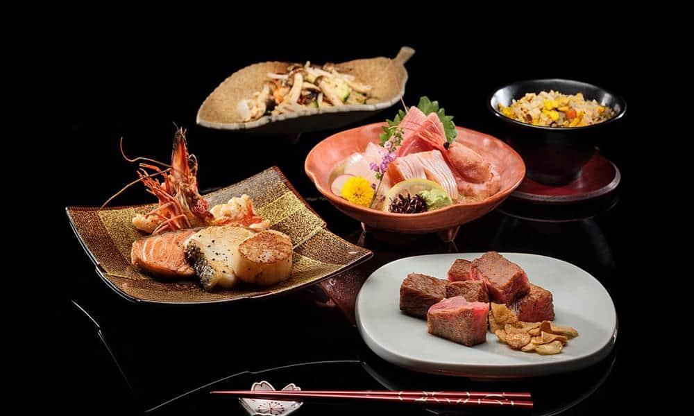 keyaki japanese restaurant singapore