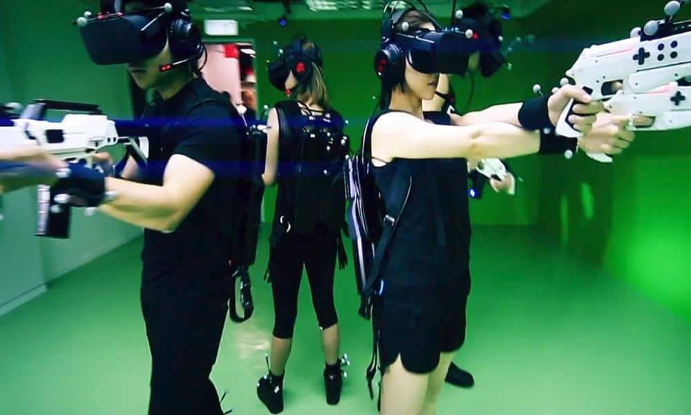 vr game singapore when bored