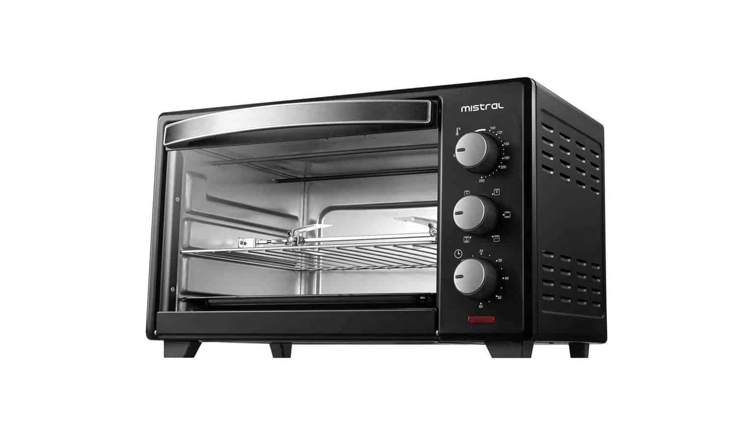 Mistral MO208 20L Electric Oven | Harvey Norman Singapore