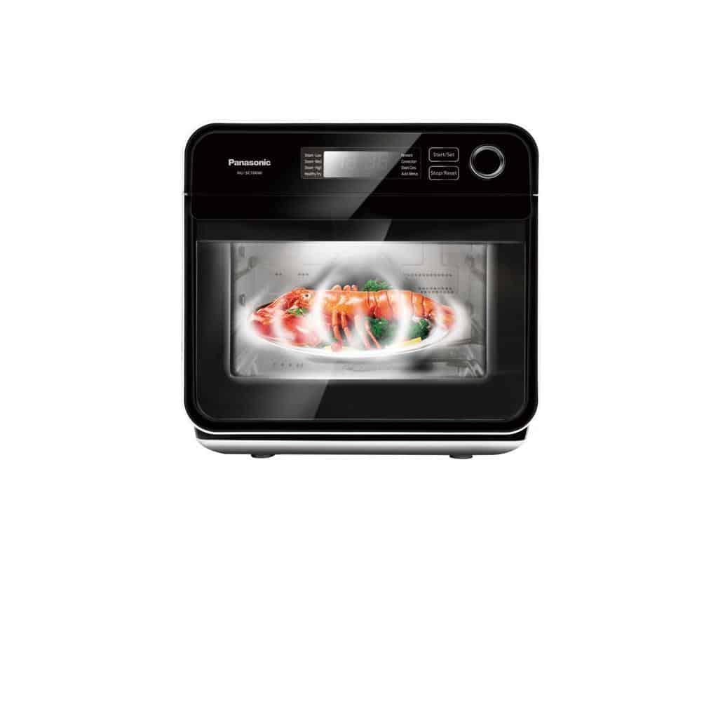 Panasonic NU-SC100WYPQ 15L Steam Oven | Shopee Singapore