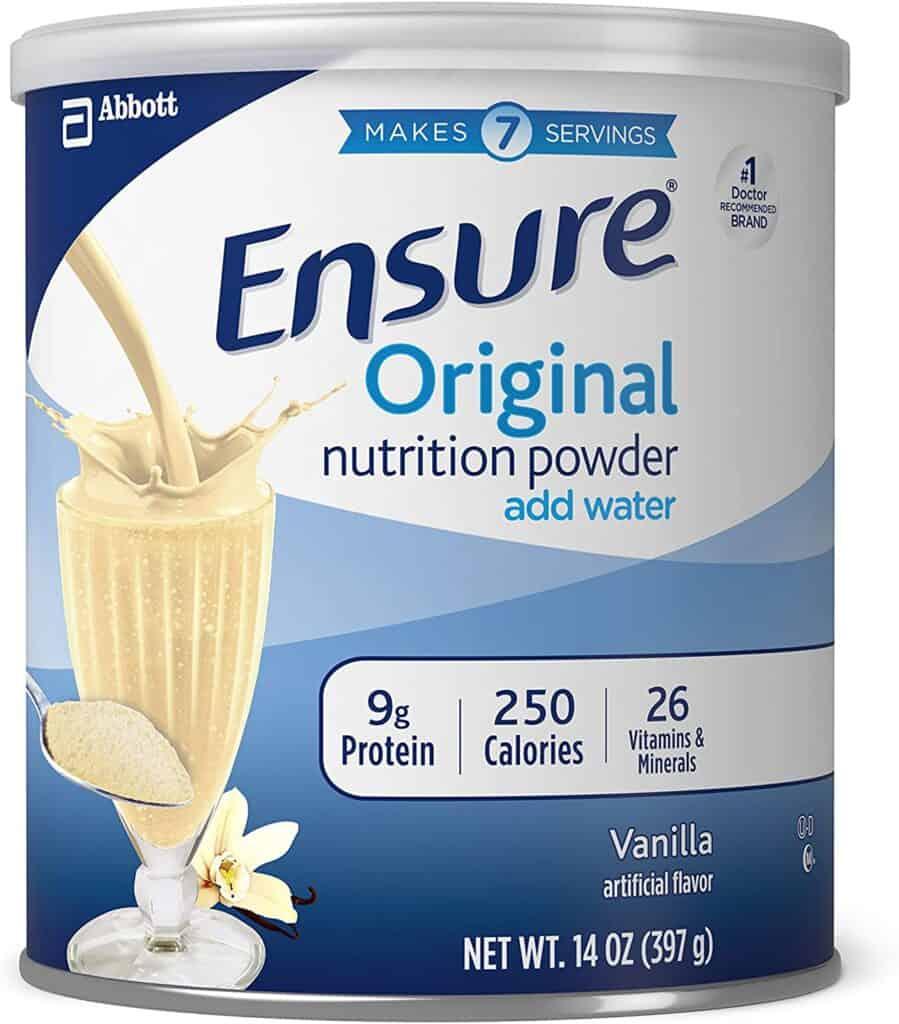 adult milk powder in singapore