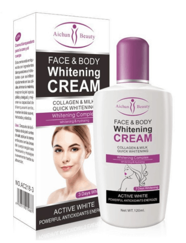best lotion for whitening in singapore