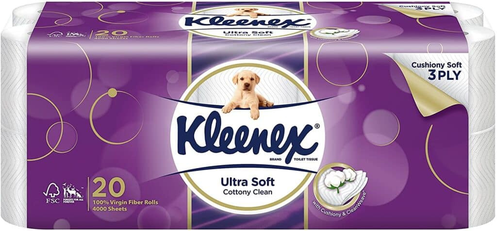 best toilet paper brand in singapore