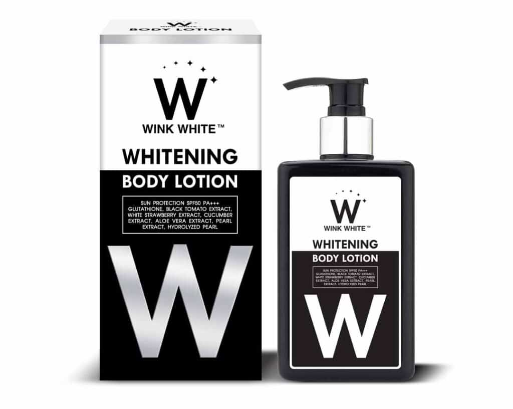 best whitening lotion in sg