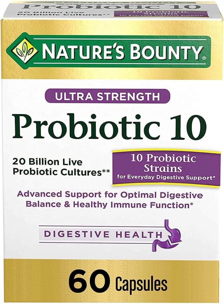 probiotics in singapore