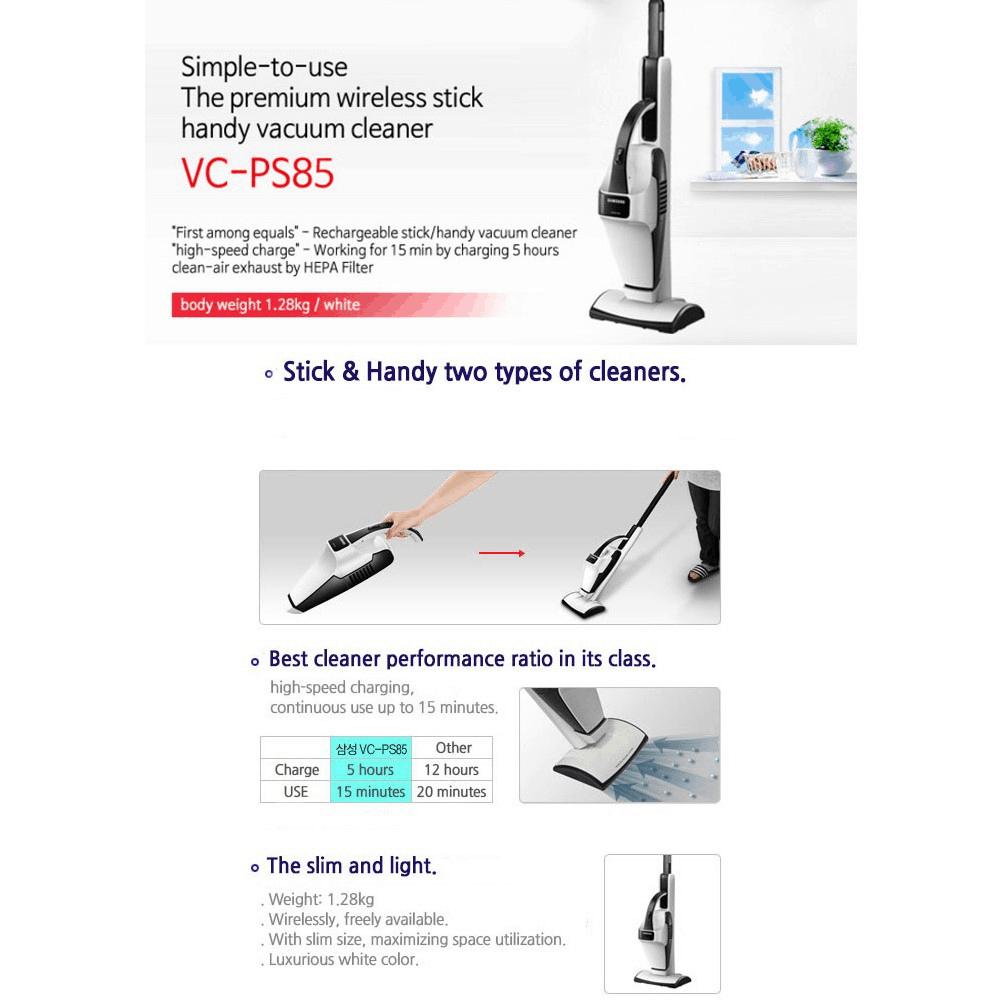 samsung handheld cordless vacuum cleaner singapore