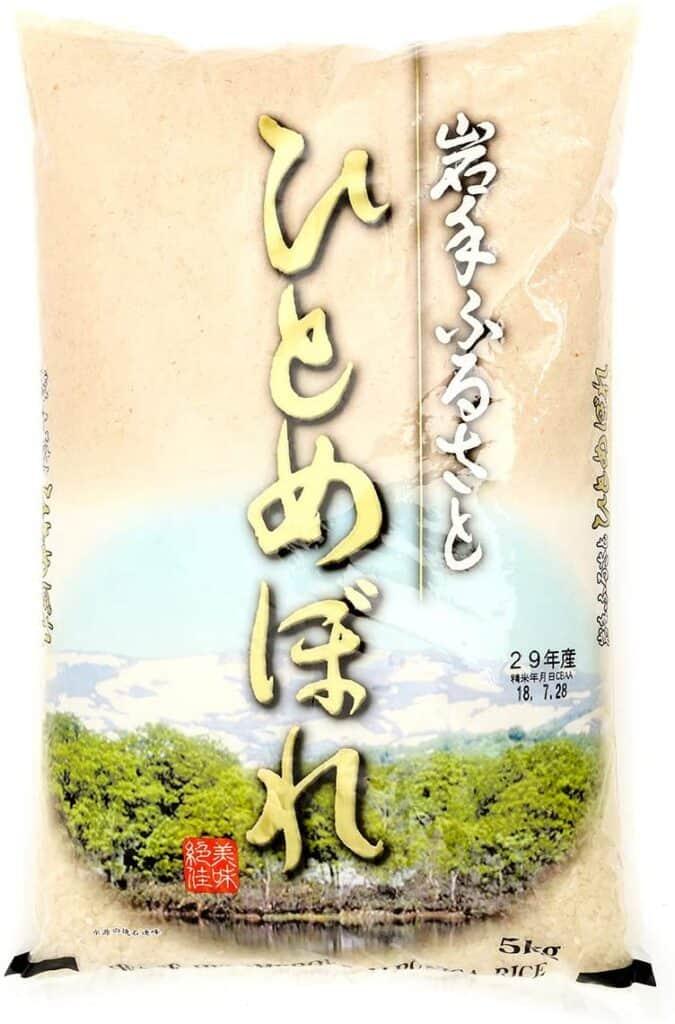 singapore japanese rice brands