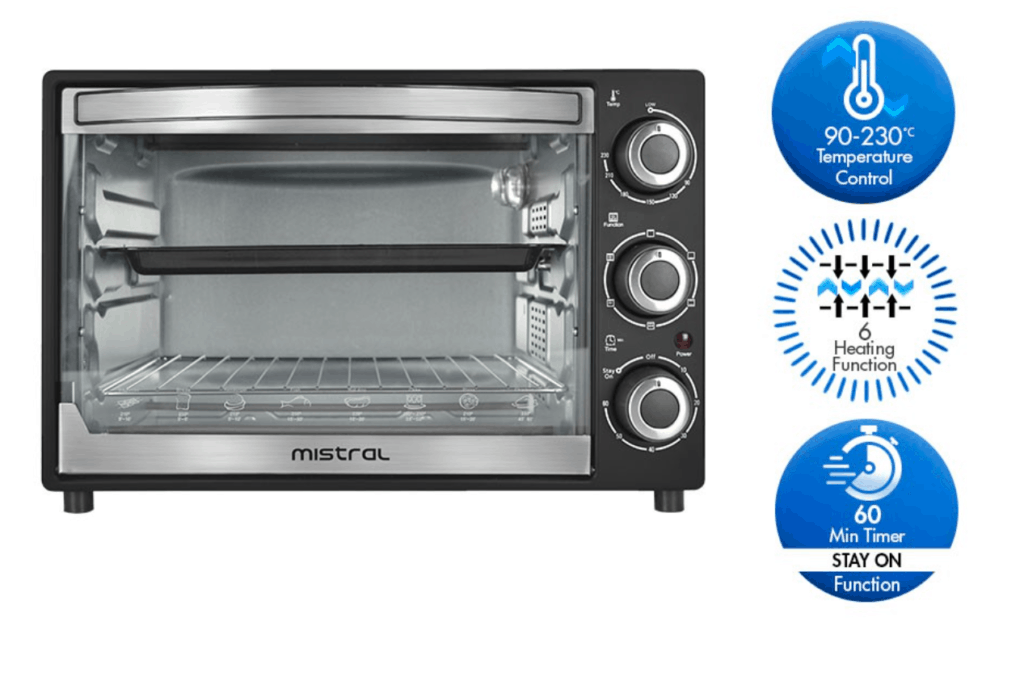 top electric oven in singapore