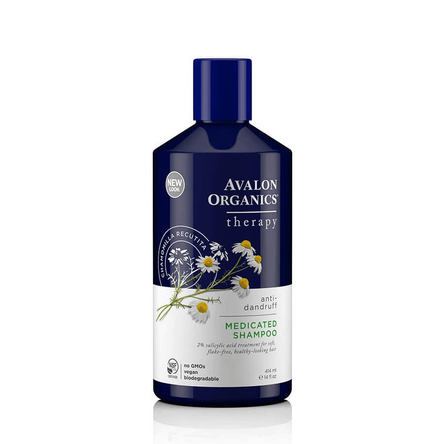 organic anti dandruff shampoo review