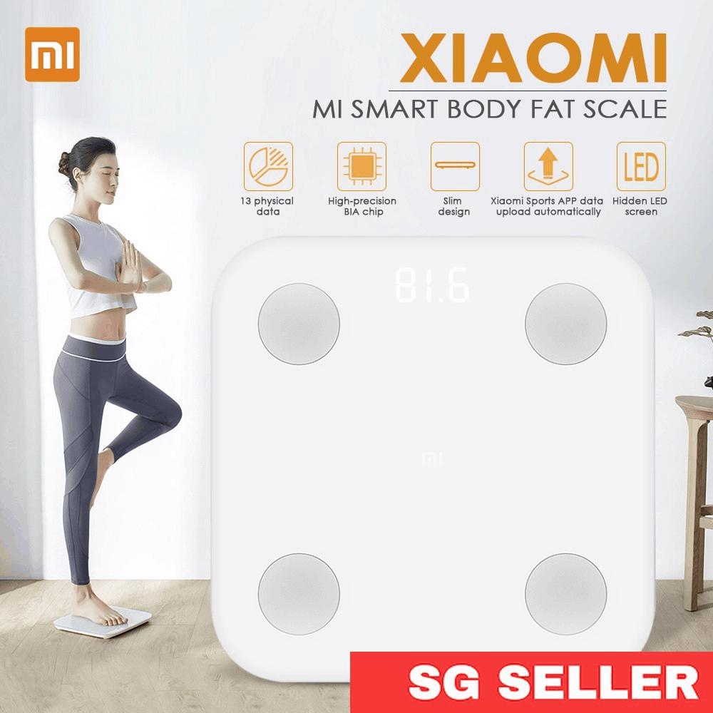 xiaomi smart scale 2 singapore