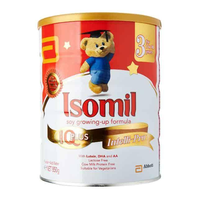 best baby milk formula