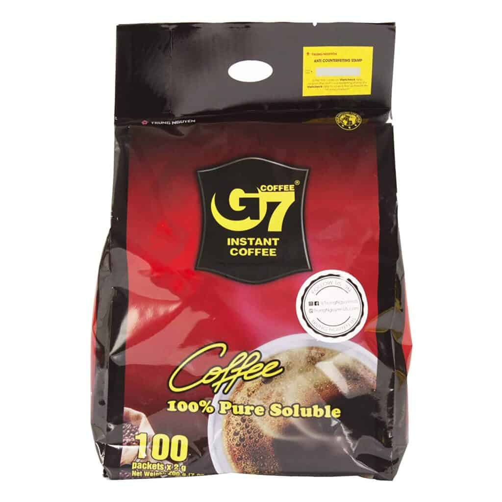 singapore top instant coffee