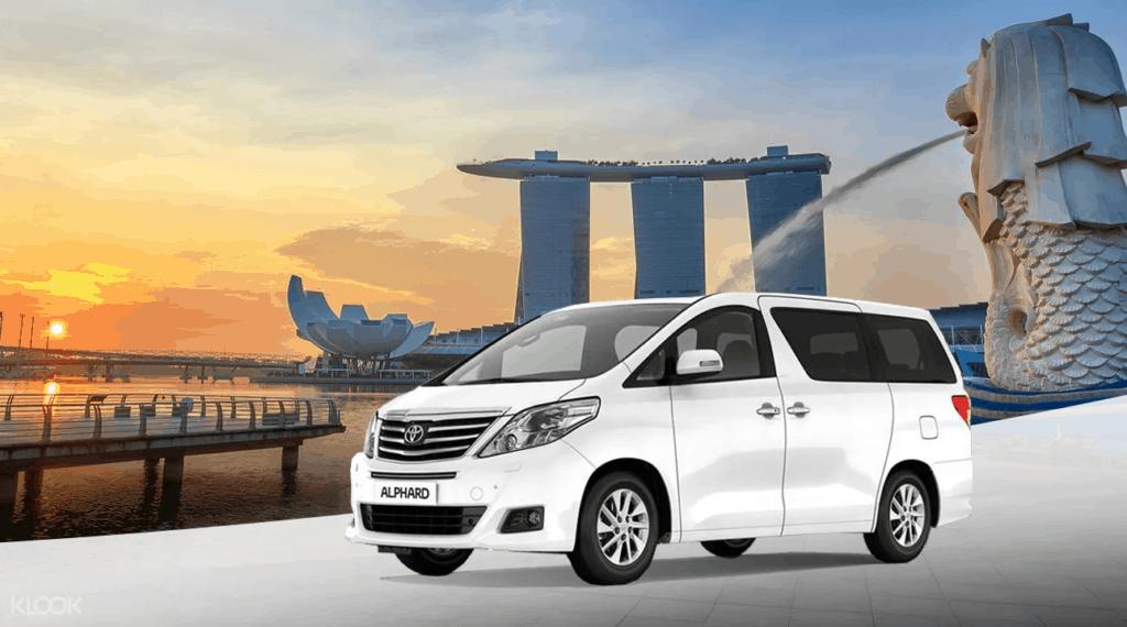 top car rental in singapore