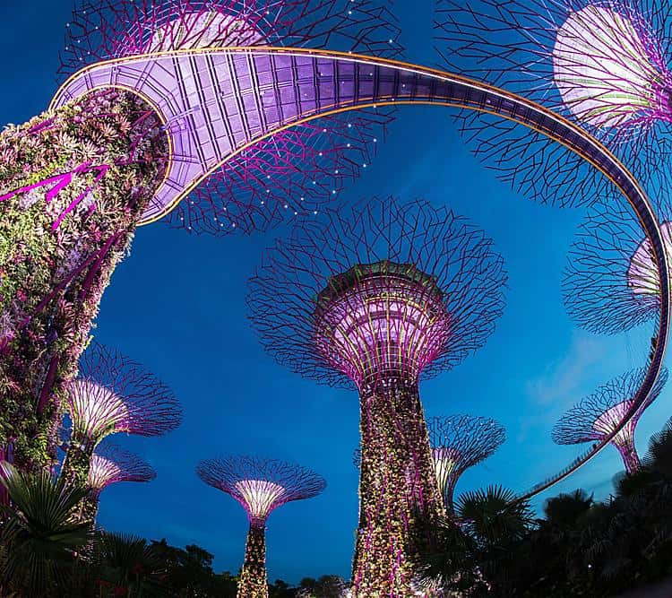 where to go in singapore