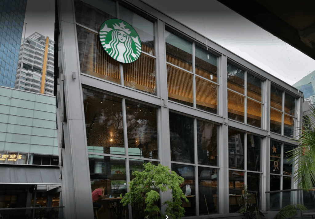 starbucks top branches in singapore 2021