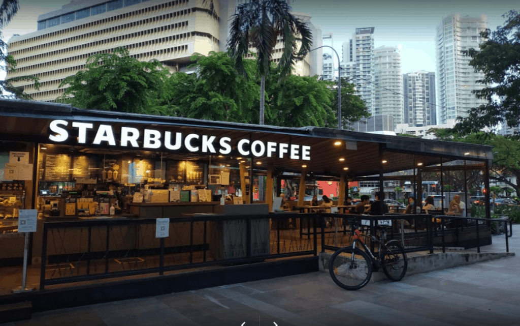 to starbucks top branches in singapore